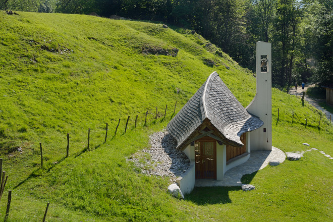 The Family Chapel, Bovec