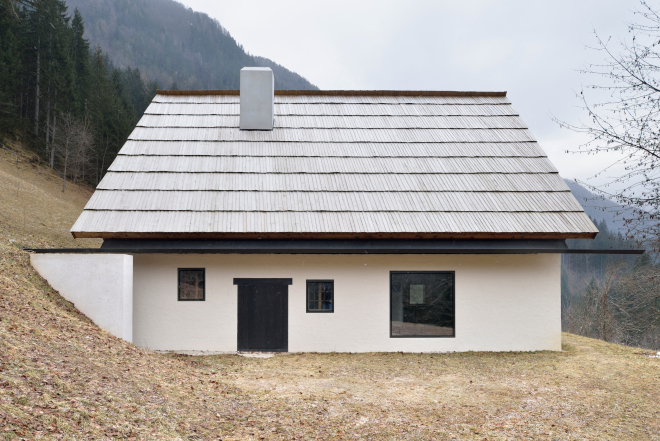 Vrlovčnik homestead / renovation
